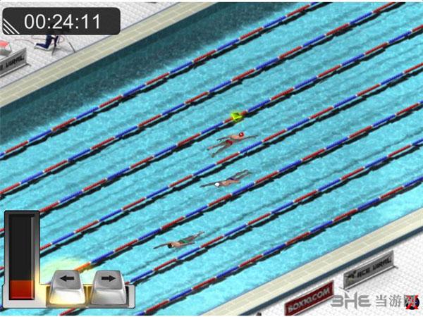 游泳竞赛截图2