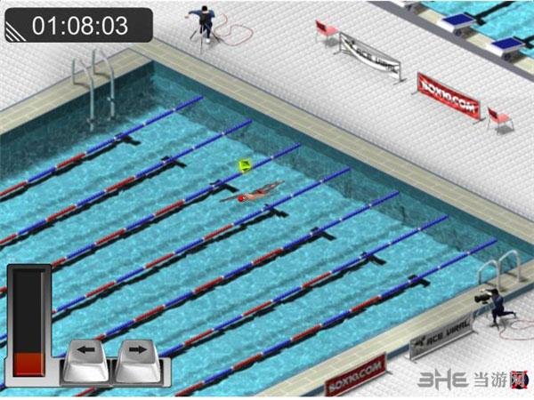 游泳竞赛截图3
