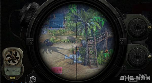 狙击手:黑名单单独免DVD补丁截图0