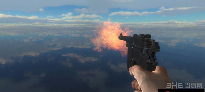 求生之路2经典毛瑟C96手枪MOD截图1