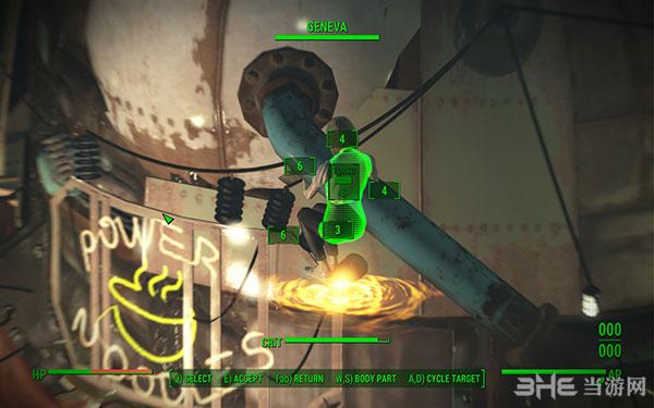 辐射4传送门极光枪MOD截图0