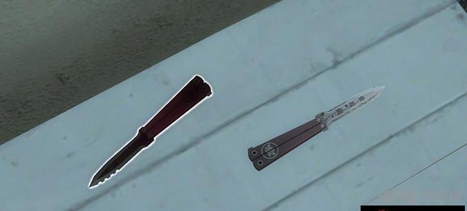 求生之路2黑玫瑰蝴蝶刀MOD截图3