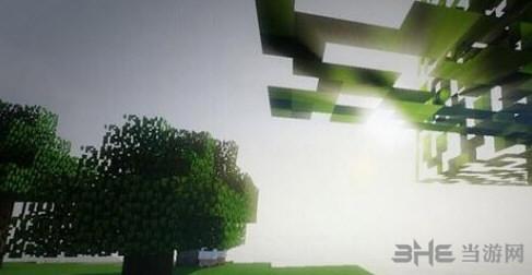 我的世界1.9亚辉光影整合包截图0