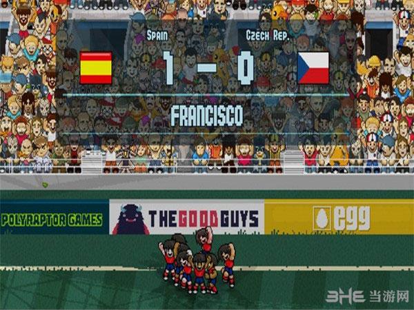 像素世界杯17截图0