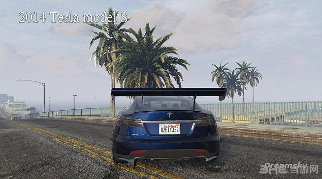 侠盗猎车手5特斯拉2014 Tesla model MOD截图4