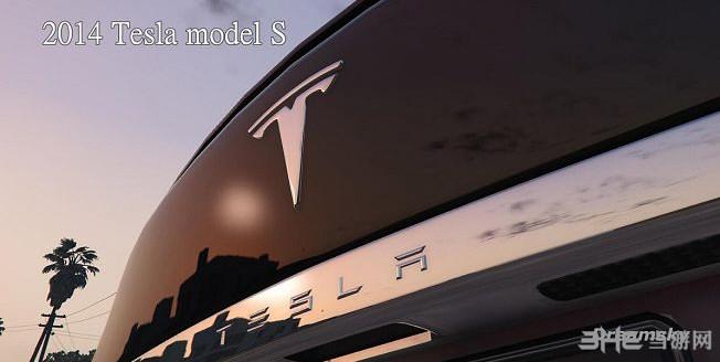 侠盗猎车手5特斯拉2014 Tesla model MOD截图7