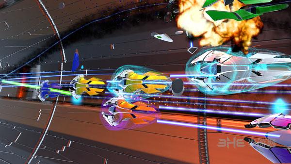 磁浮竞速战斗截图3
