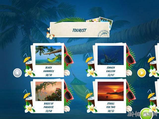 接龙海滩季节2截图2