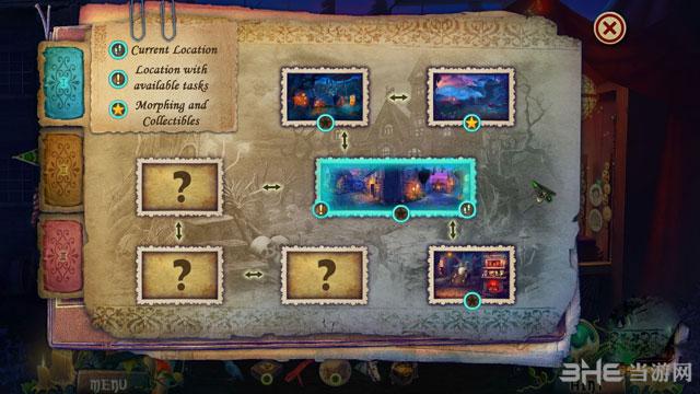 女巫9: 虚幻之都截图2