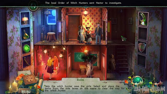 女巫9: 虚幻之都截图4