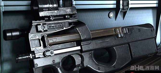 求生之路2杀戮空间2 P90TR枪械MOD截图0