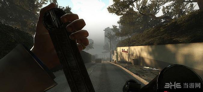 求生之路2杀戮空间2 P90TR枪械MOD截图3