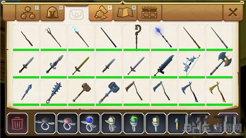 传送门骑士各类武器及全披风存档截图3