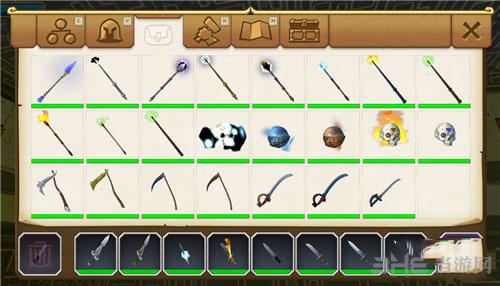 传送门骑士各类武器及全披风存档截图4