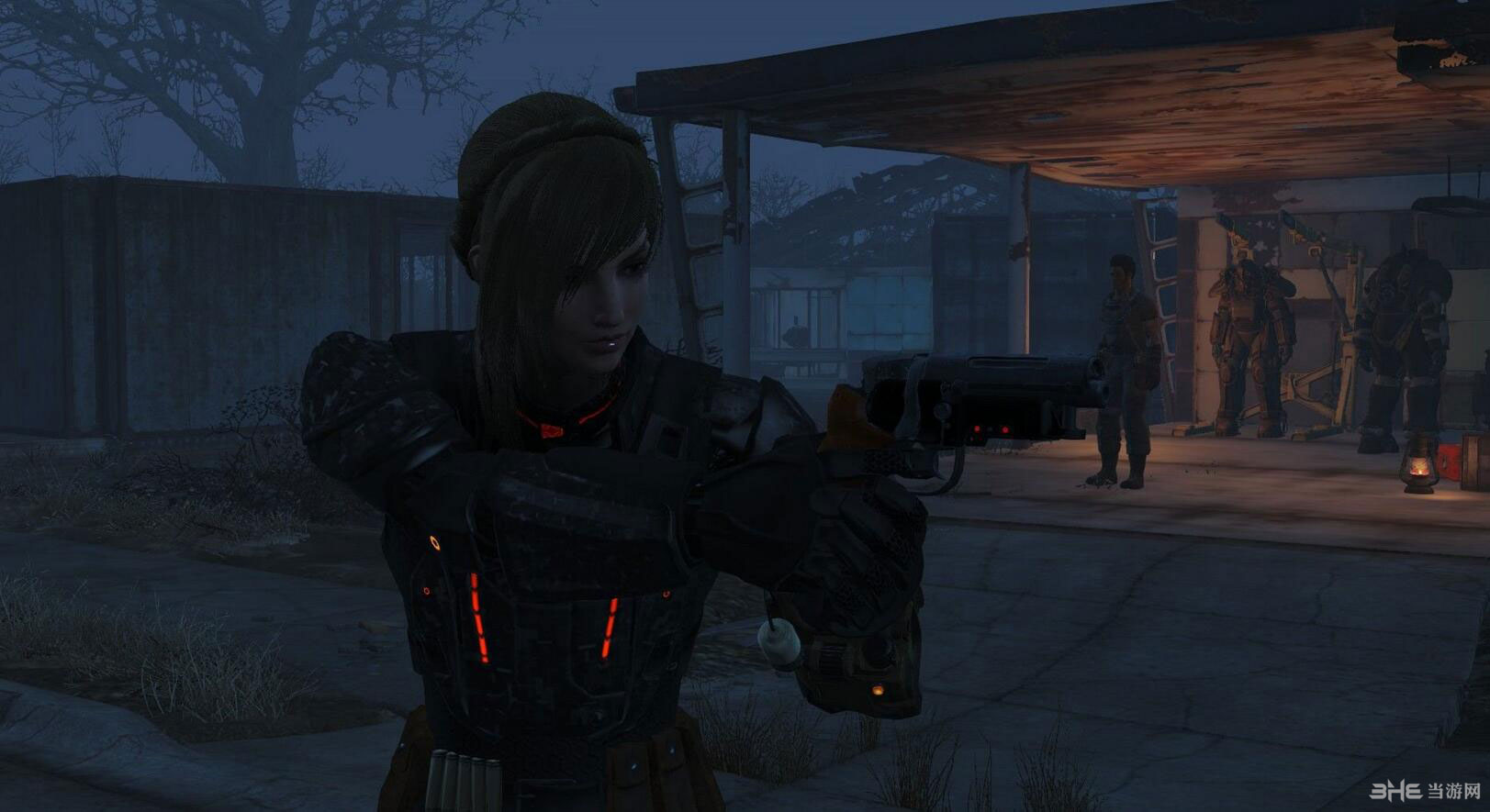 辐射4银翼杀手转轮手枪MOD截图2