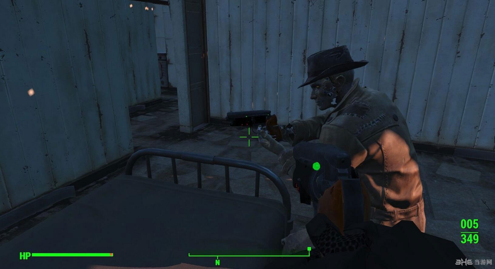 辐射4银翼杀手转轮手枪MOD截图3
