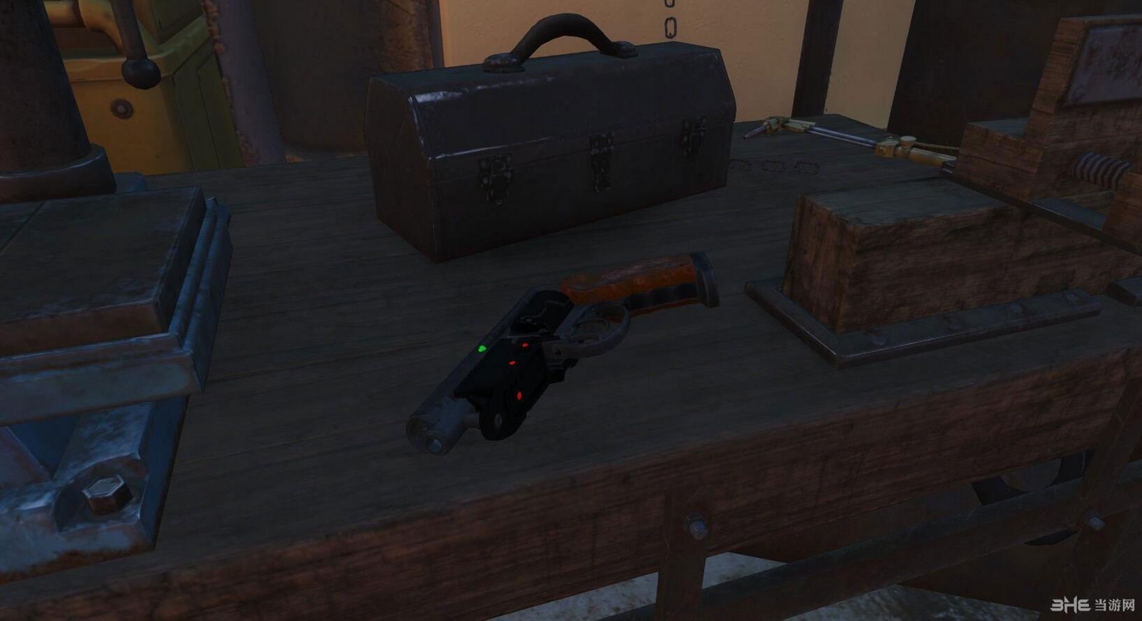 辐射4银翼杀手转轮手枪MOD截图4