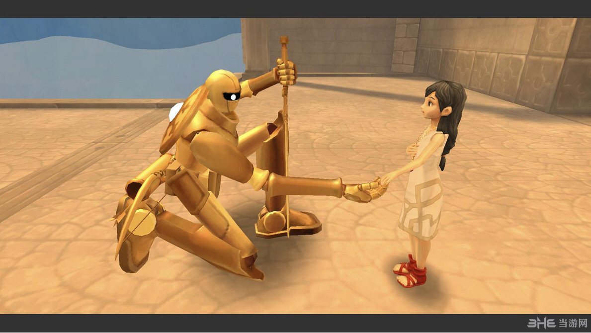 女孩与机器人截图5