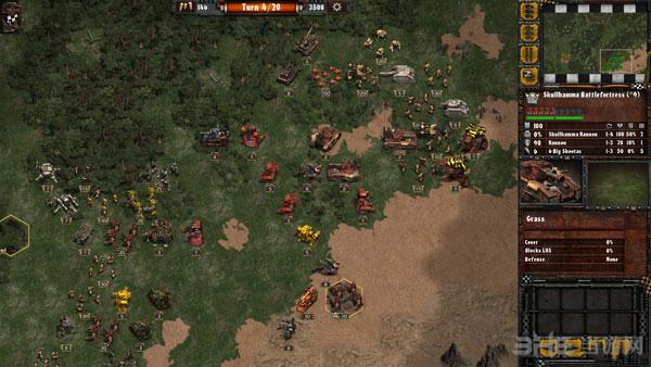 战锤40k:末日之战-大兽人截图0