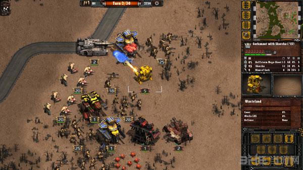 战锤40k:末日之战-大兽人截图1
