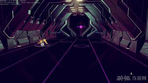 无人深空紫色空间站MOD截图0