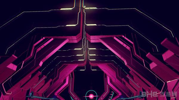 无人深空绿色/粉色空间站MOD截图1