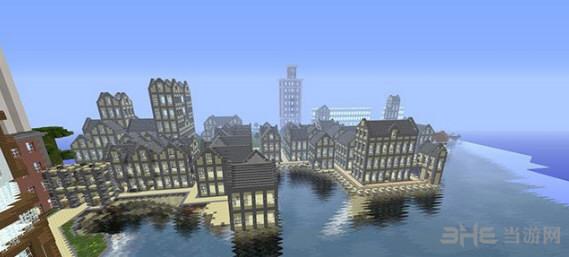 我的世界非凡城市地图存档截图0
