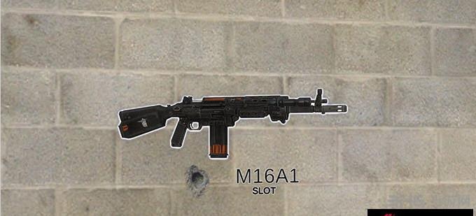 求生之路2德军总部德制1960突击步枪MOD截图2