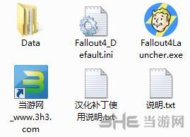 辐射4 v1.8.7版ANK简体中文汉化补丁截图5