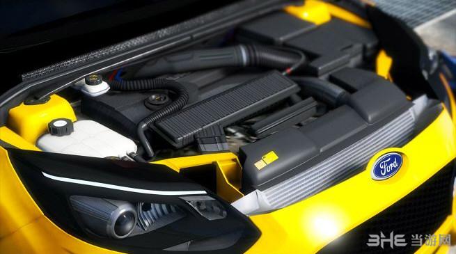 侠盗猎车手5福特福克斯ST X RS 500 MOD截图5