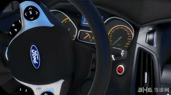 侠盗猎车手5福特福克斯ST X RS 500 MOD截图7