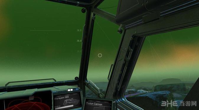 无人深空飞船内自由视角MOD截图0