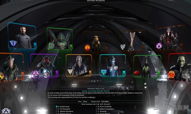 银河文明3 38号升级档+DLC+未加密补丁截图0
