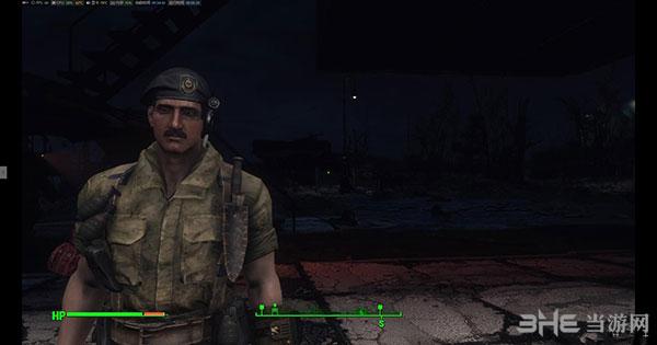 辐射4更好的钢铁兄弟会贝雷帽MOD截图1