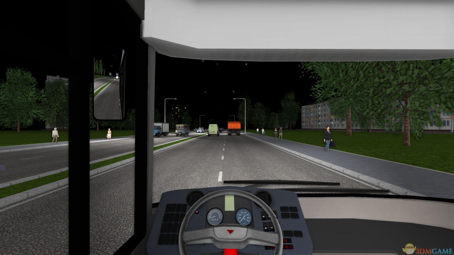 都市驾驶模拟截图0