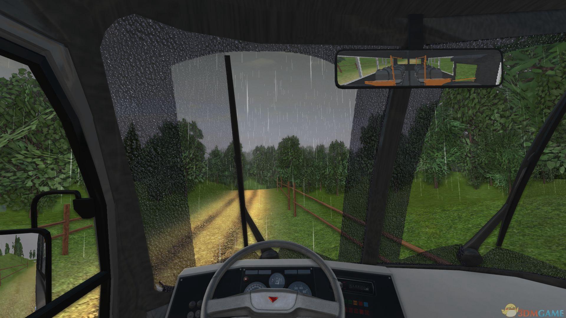都市驾驶模拟截图1