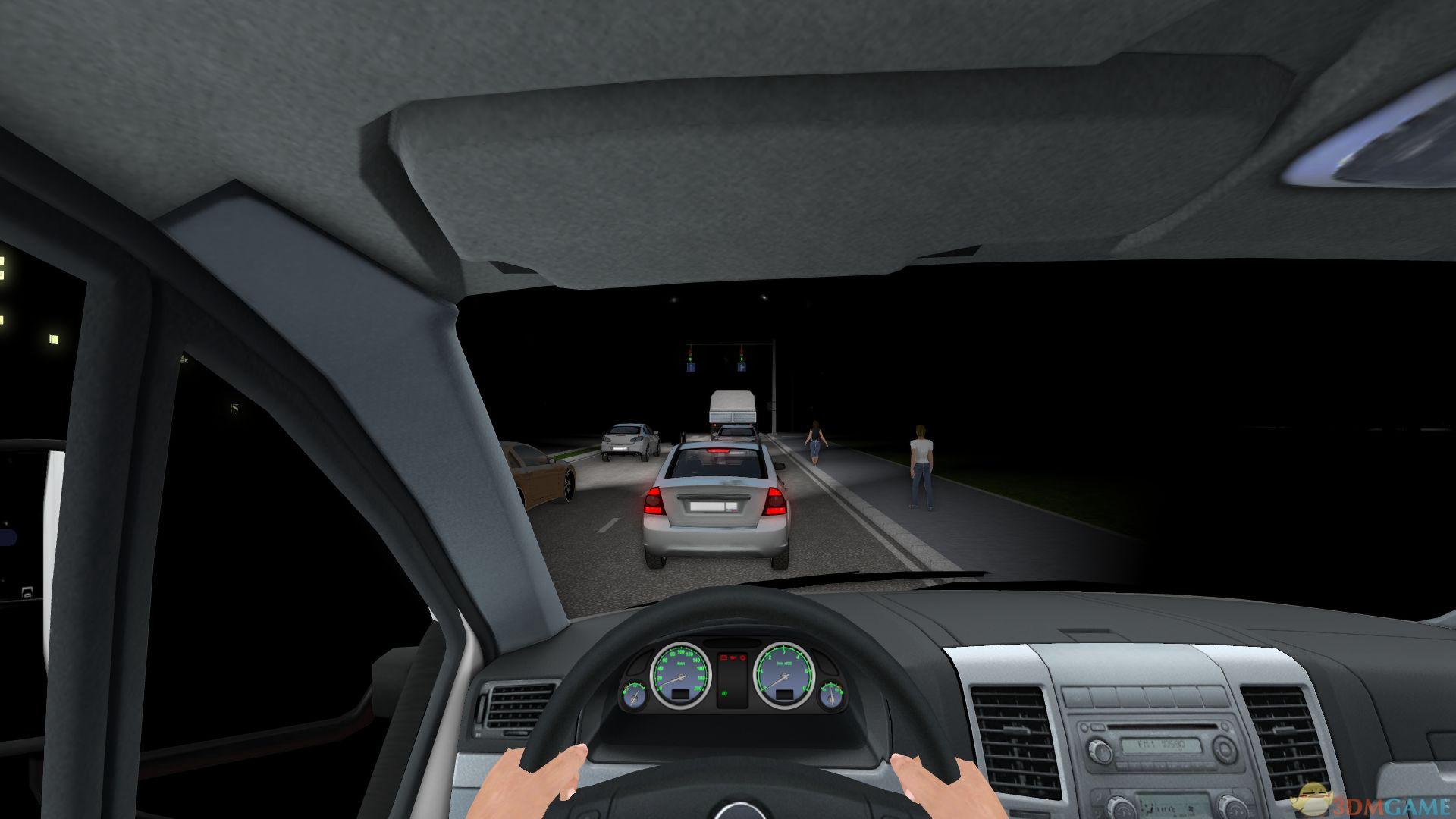 都市驾驶模拟截图2