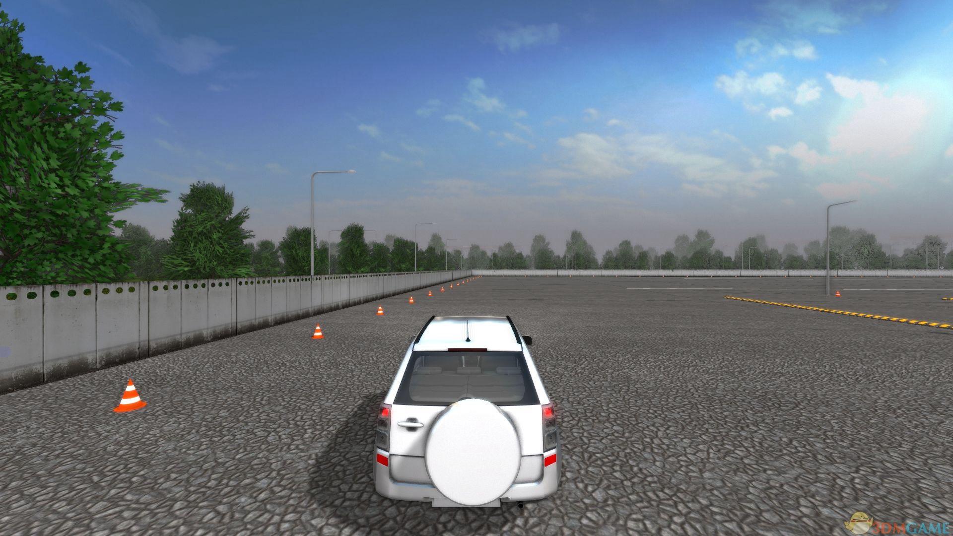 都市驾驶模拟截图4