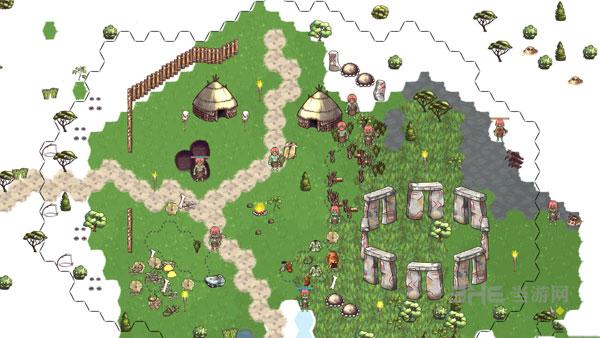 部落地区截图0