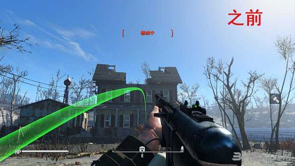 辐射4破片手榴弹抛物线小改MOD截图0