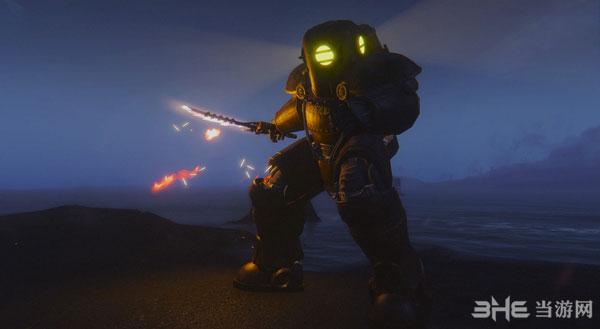 辐射4生化奇兵风格的潜水动力甲MOD截图0