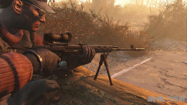 辐射4德拉甘诺夫狙击步枪MOD截图0