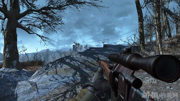 辐射4德拉甘诺夫狙击步枪MOD截图1