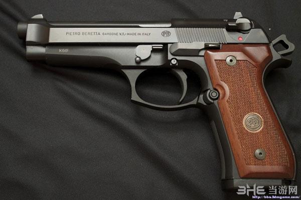 辐射4伯莱塔92FS手枪MOD截图0
