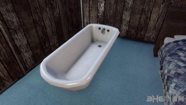 辐射4干净版浴缸MOD截图0
