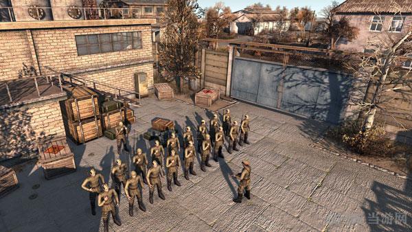 战争之人起源:突击小队2截图0