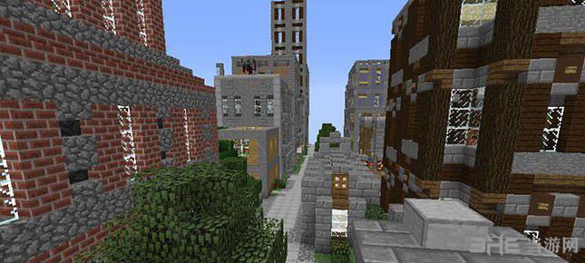 我的世界VERTOAK城市地图截图2