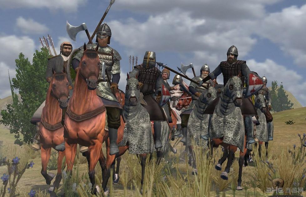 骑马与砍杀:战团局域网联机补丁截图0