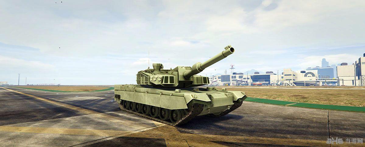 侠盗猎车手5世界著名坦克MOD整合包截图1