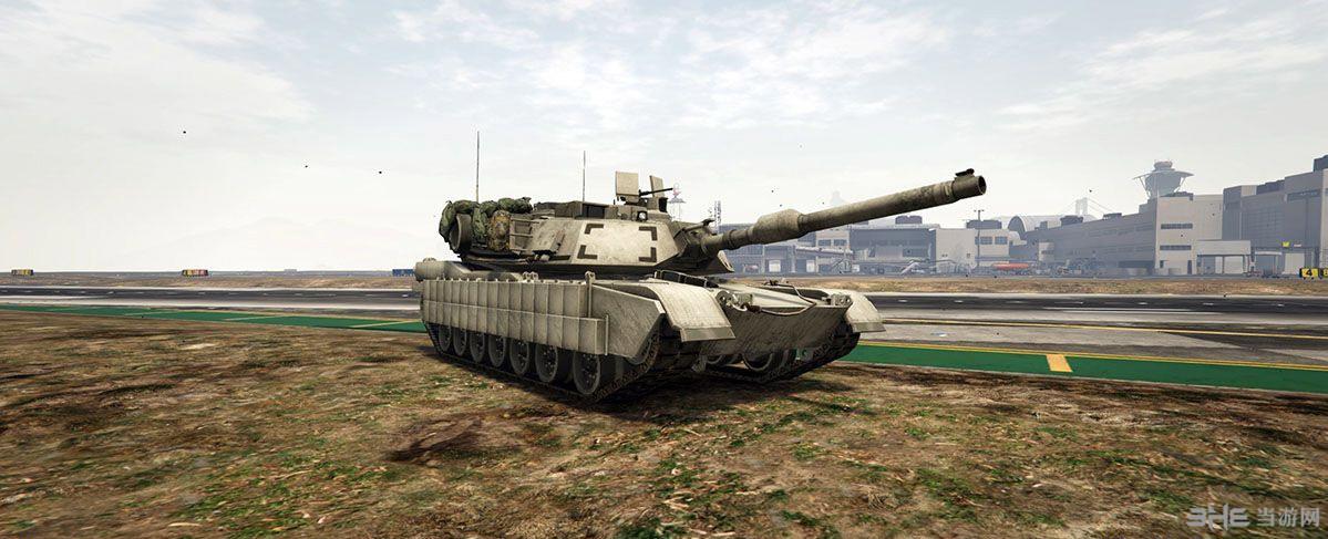 侠盗猎车手5世界著名坦克MOD整合包截图2